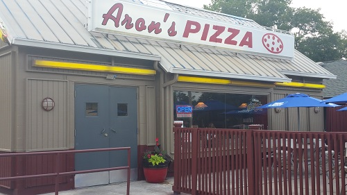 Aron's Pizza